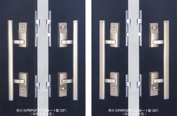 MIWA(美和)把手型推拉锁_日本进口门锁