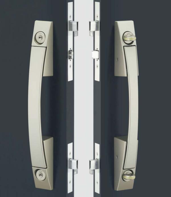 日本进口锁_日本进口MIWA(美和)豪华推拉锁_进口拉手锁