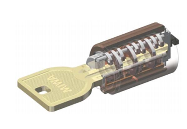 MIWA(美和)锁芯