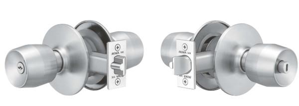 进口门锁_日本美和球形锁(U9HKU-1)