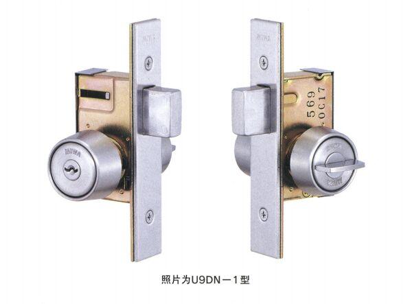 日本原装进口美和MIWA单闩锁(DN)