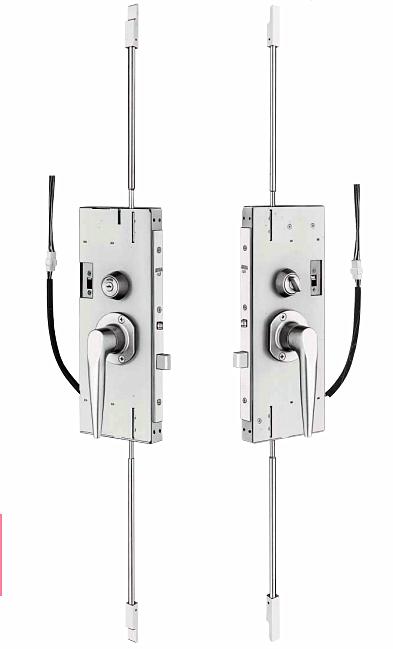 日本MIWA美和长插销电控锁 U9ALG5191-1