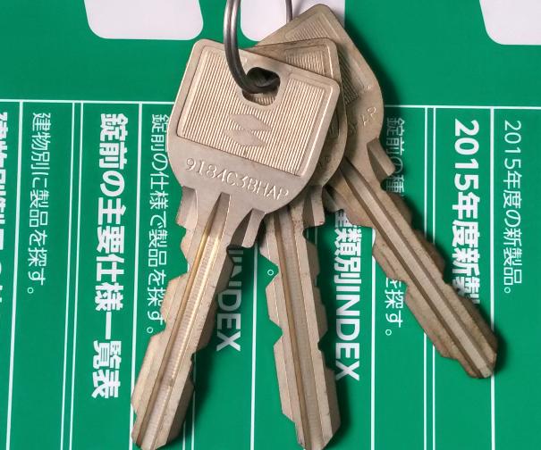 MIWA钥匙在哪里配?