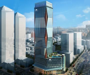 广州希尔顿逸林酒店项目(广州)