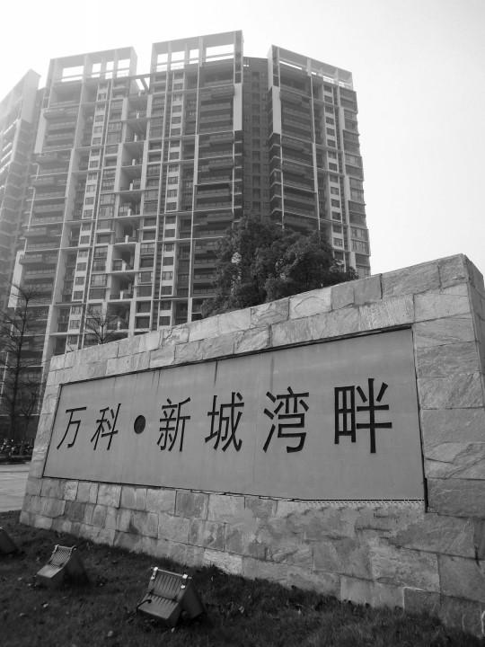 万科新城湾畔(佛山)