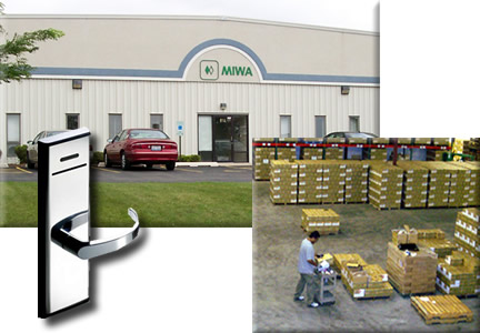 MIWA(美和) 锁具公司的历史