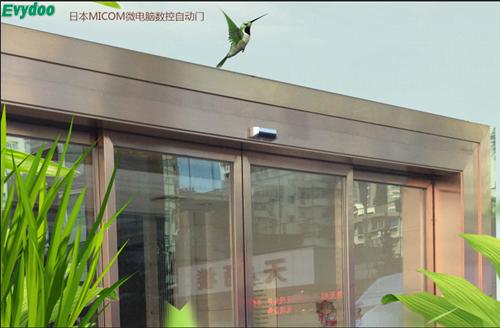 日本MICOM自动门LED错误显示及解除方法
