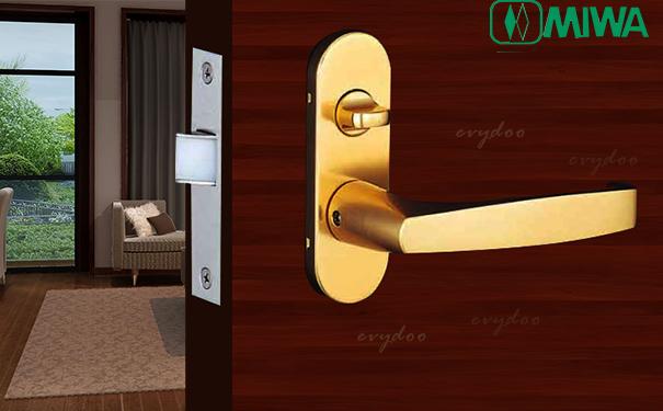 [MIWA浴室洗手间门锁]彰显豪华品位生活