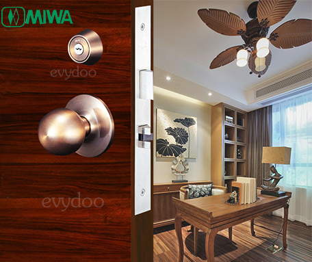 MIWA高端球型锁_日本原装进口门锁